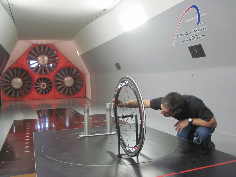 windtunnel testing